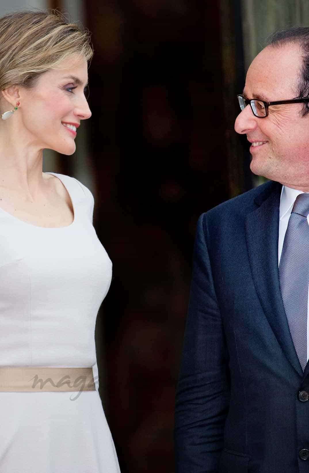 Letizia-y-Hollande