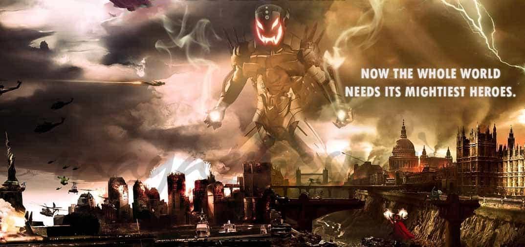 Se adelanta el tráiler de «Los Vengadores: La era de Ultrón»
