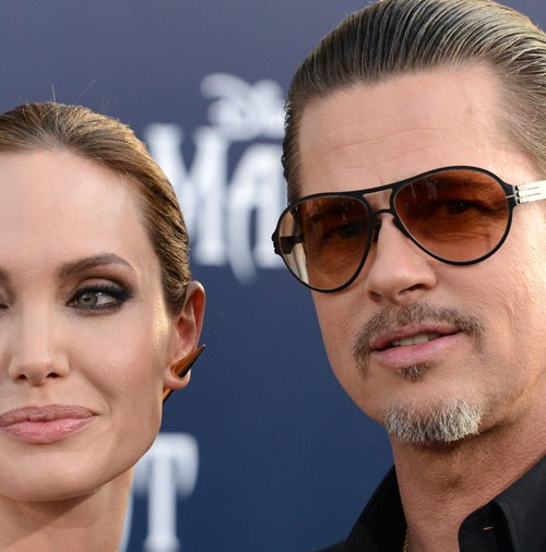 """Brad Pitt, agredido en el estreno de """"Maléfica"""""""