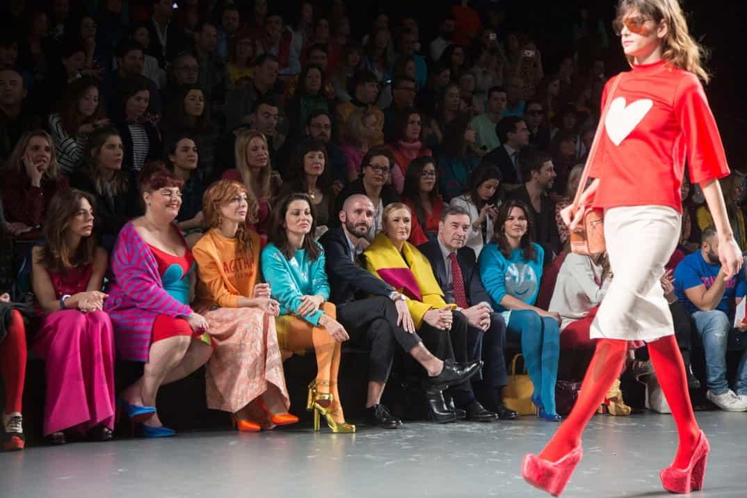 Mercedes Benz Fashion Week- Madrid