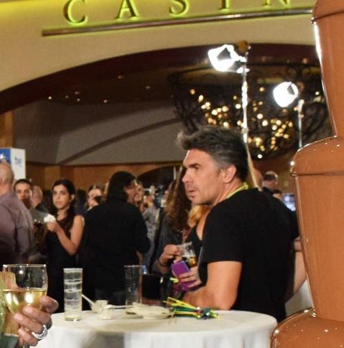 Michelle Jenner (Reina Isabel), apasionada por los dulces