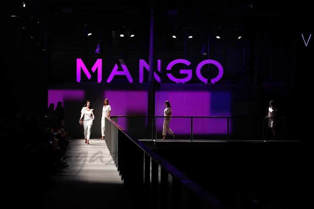 Comienza la 080 Barcelona Fashion: Prendas cómodas y sencillas de la mano de Mango