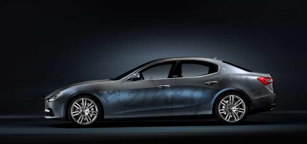 Maserati Ghibli: «Edición Ermenegildo Zegna»