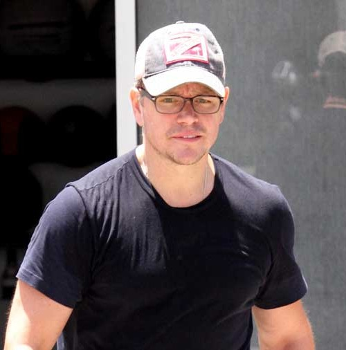 """Matt Damon hará la cuarta entrega de la saga de """"Jason Bourne"""""""