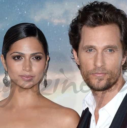 """Estreno de """"Interstellar"""": Matthew McConaughey, Jessica Chastain y Anne Hathaway"""