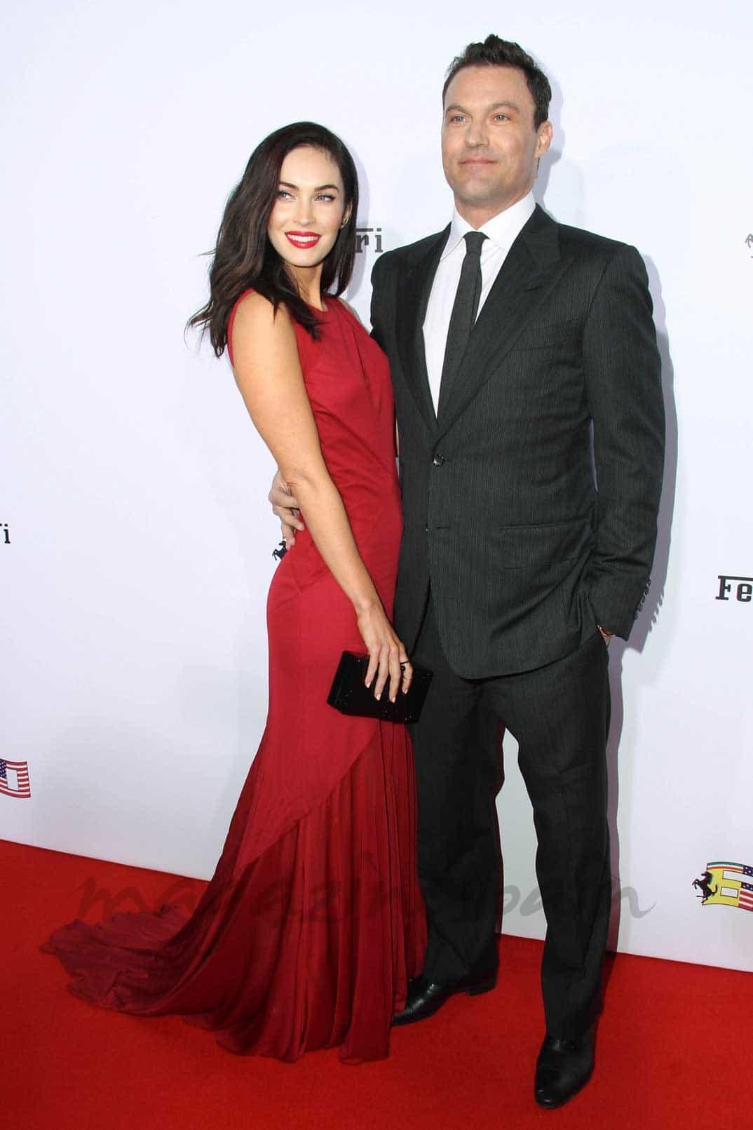 Megan Fox y Brian Austin Green, fin de su matrimonio