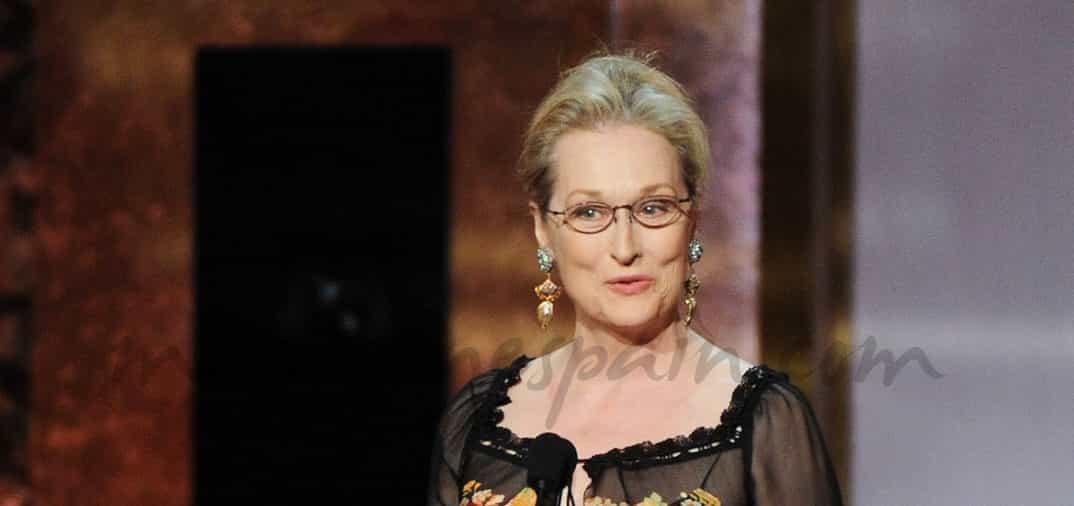 Meryl Streep cumple 65 años