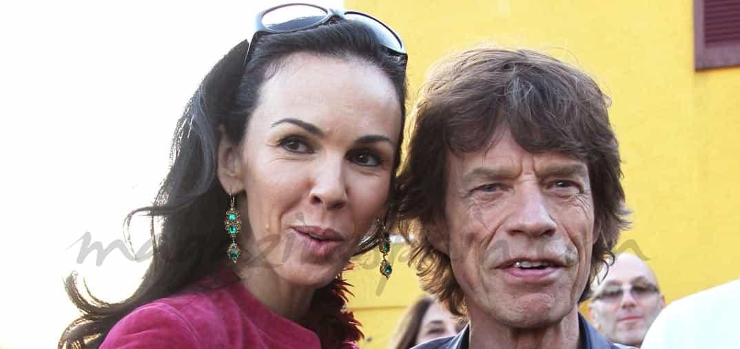 Encuentran ahogada a la novia de Mick Jagger, L'Wren Scott