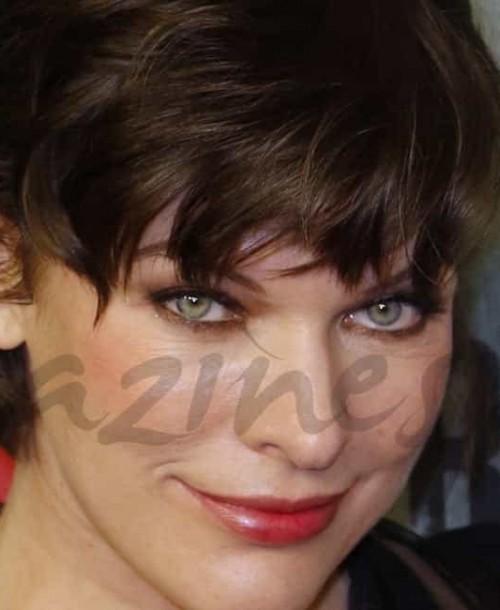 Milla Jovovich, a los 38 años, espera su segundo hijo