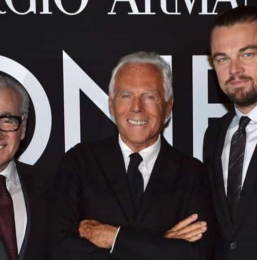 Una noche con Giorgio Armani en Nueva York