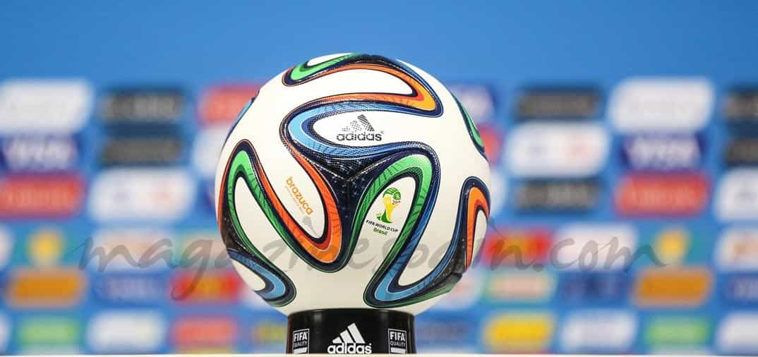 Comienza el Mundial de Brasil 2014