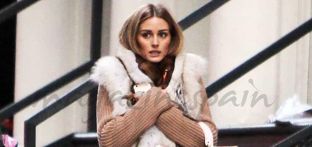 Olivia Palermo, impecable estilo otoñal
