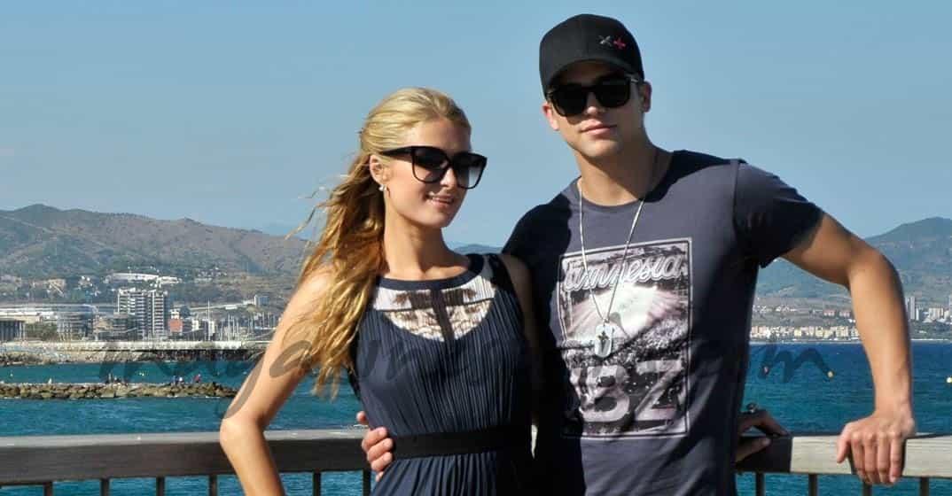 Paris Hilton y River Viiperi pasean su amor por Barcelona