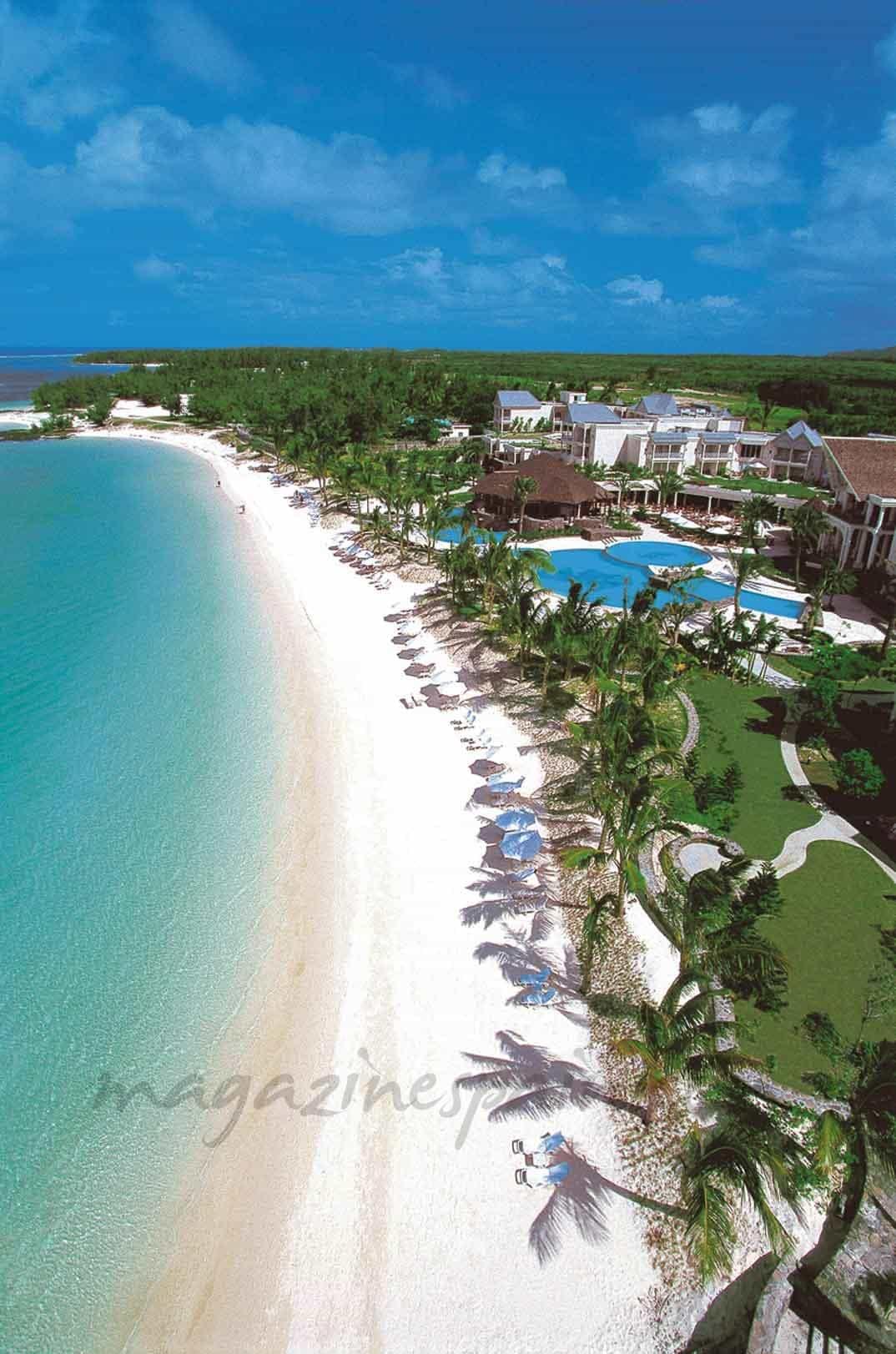 Isla Mauricio The Residence Mauritius