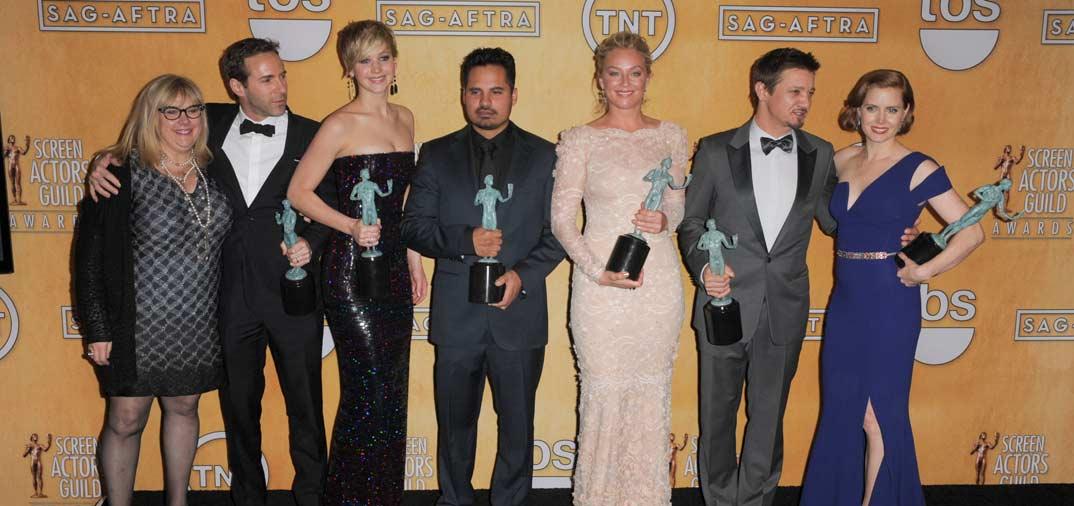 La Alfombra Roja de los Premios del Sindicato de Actores
