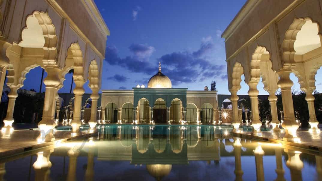 Palais Namaskar, el hotel del año