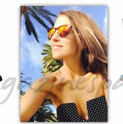 Copia el look de Paula Echevarría este verano