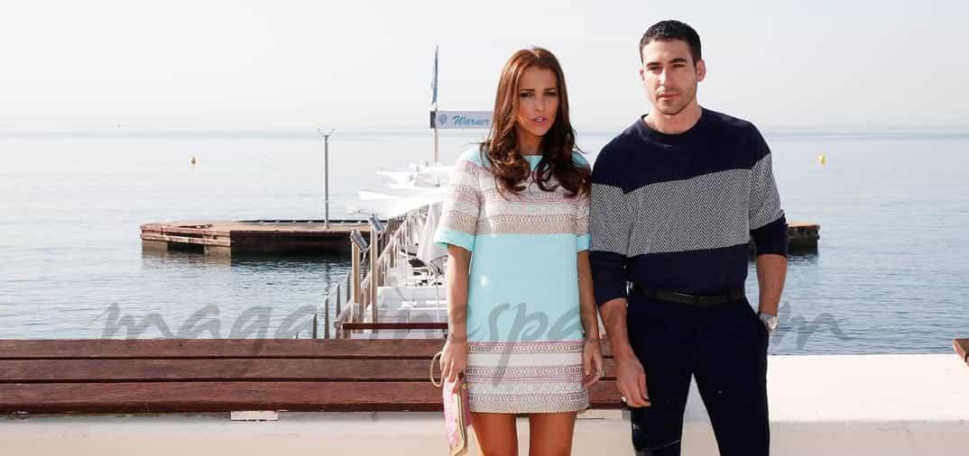 Paula Echevarría y Miguel Ángel Silvestre debutan en Cannes