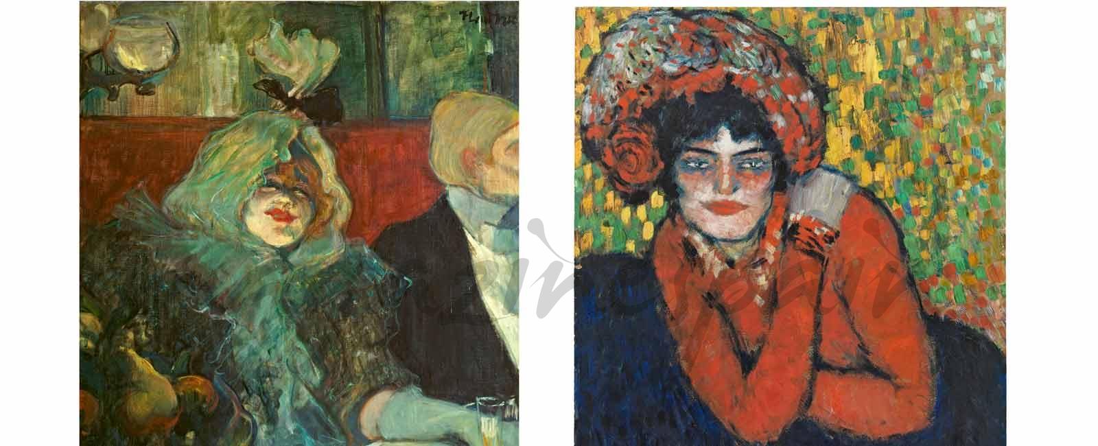Picasso/Lautrec en el Museo Thyssen-Bornemisza