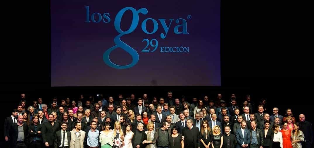 Nominados Premios Goya 2015