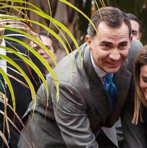 Los príncipes de Asturias vuelven a sonreir