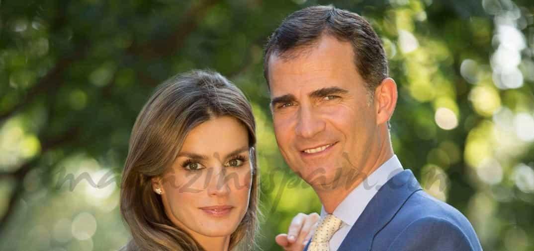 Las mejores imágenes de don Felipe y doña Letizia