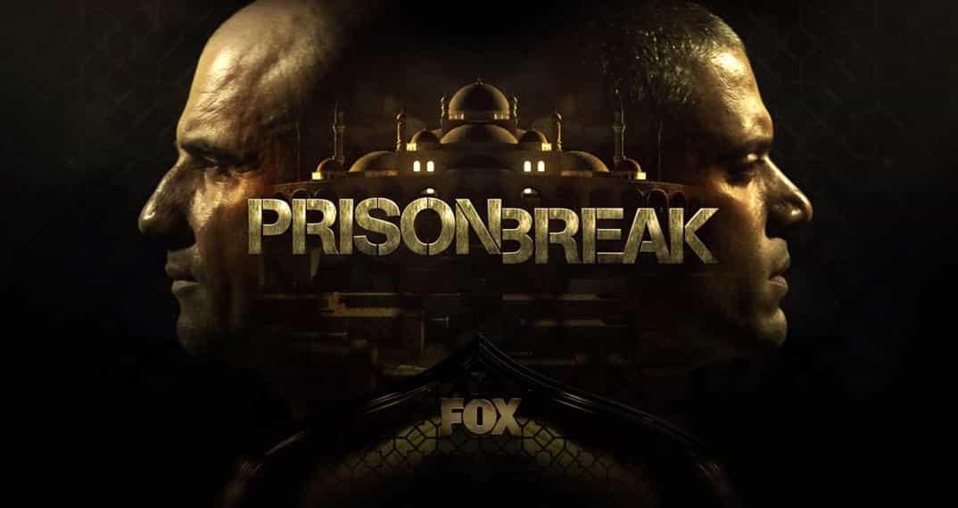 Prision Break Temporada 5