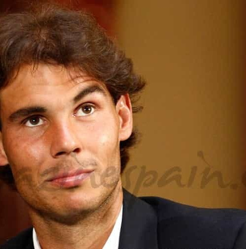 Se está haciendo mayor Rafa Nadal para el tenis