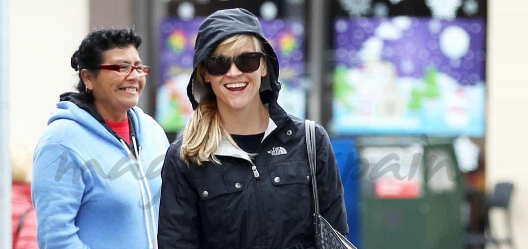 Reese-Witherspoon al mal tiempo, buena cara