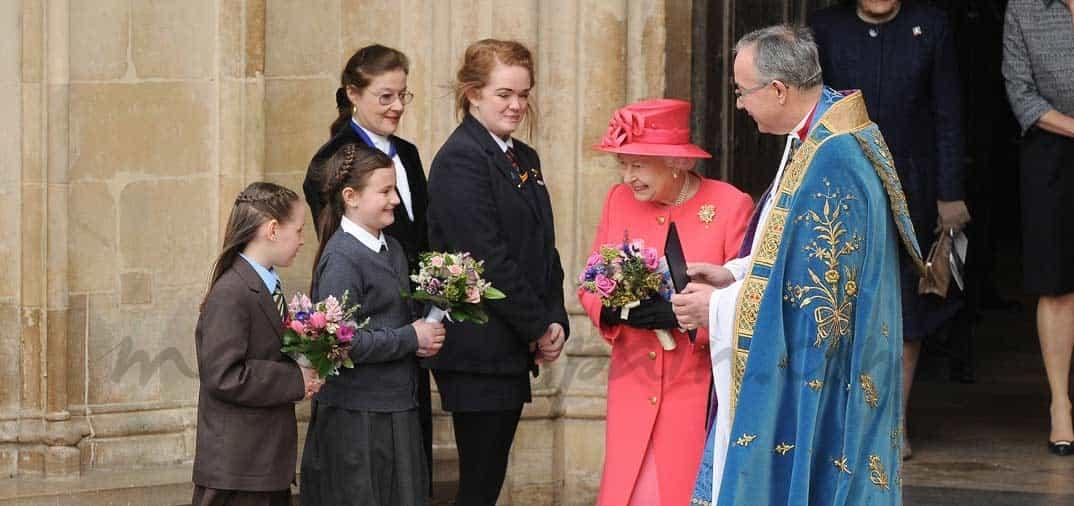 El Reino Unido celebra la fiesta de la «Commonwealth»