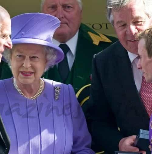 """·Estimate"""", la yegua de la Reina Isabel II, positivo en el control antidopaje"""