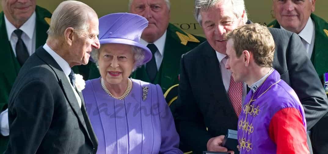 ·Estimate», la yegua de la Reina Isabel II, positivo en el control antidopaje