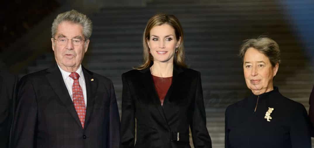 Doña Letizia, debuta como Reina en solitario en el extranjero