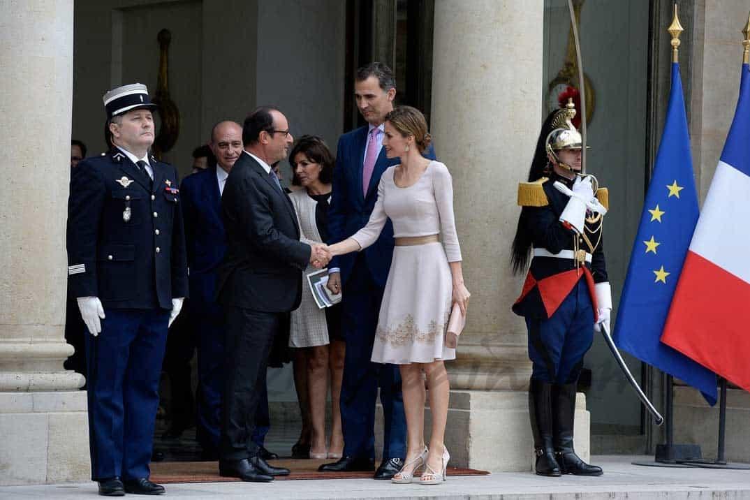Reina-Letizia-y-Francois Hollande