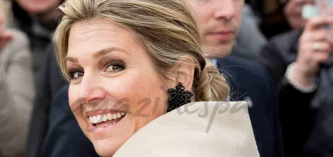 La Reina Máxima de Holanda a la moda
