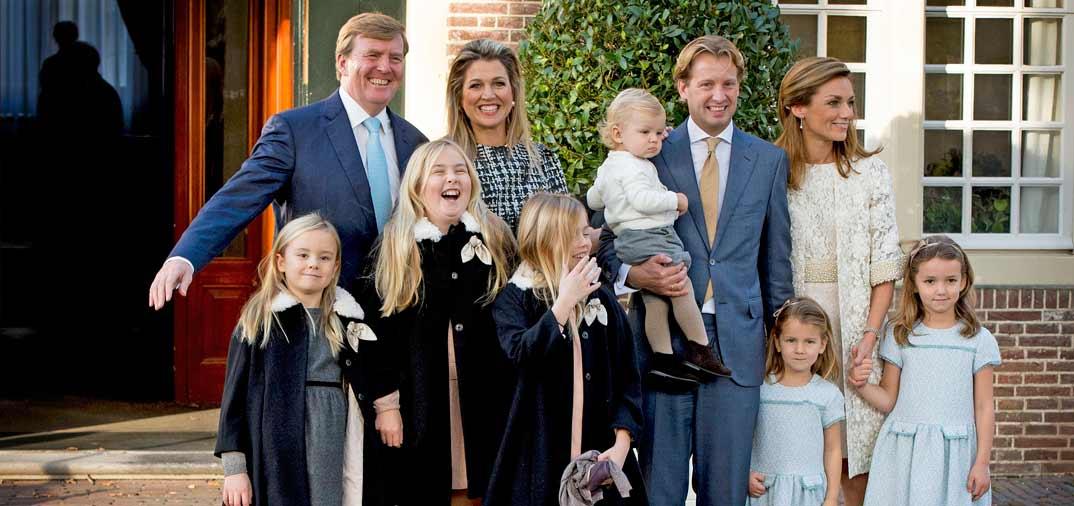 Reunión familiar en Holanda