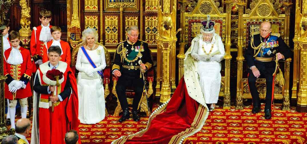 Nueva carroza para la Reina de Inglaterra