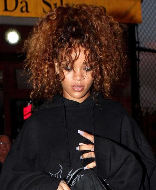 "Rihanna ""vaya pintas"""