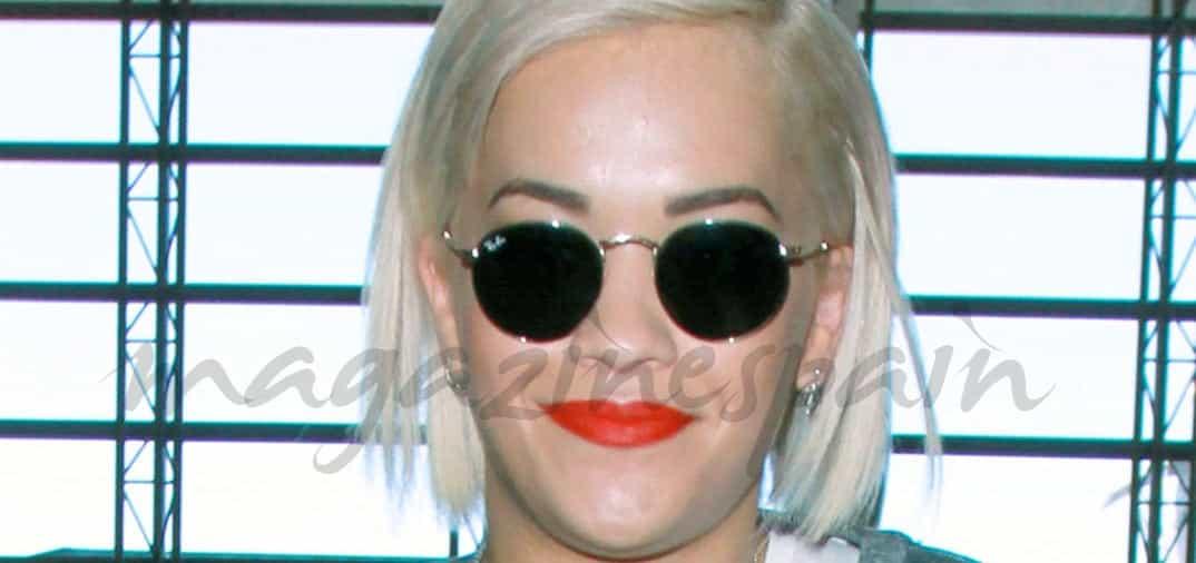 El look «imposible» de Rita Ora