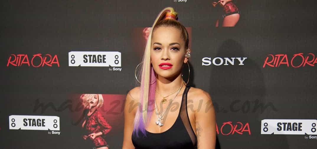 Rita Ora, concierto en Madrid