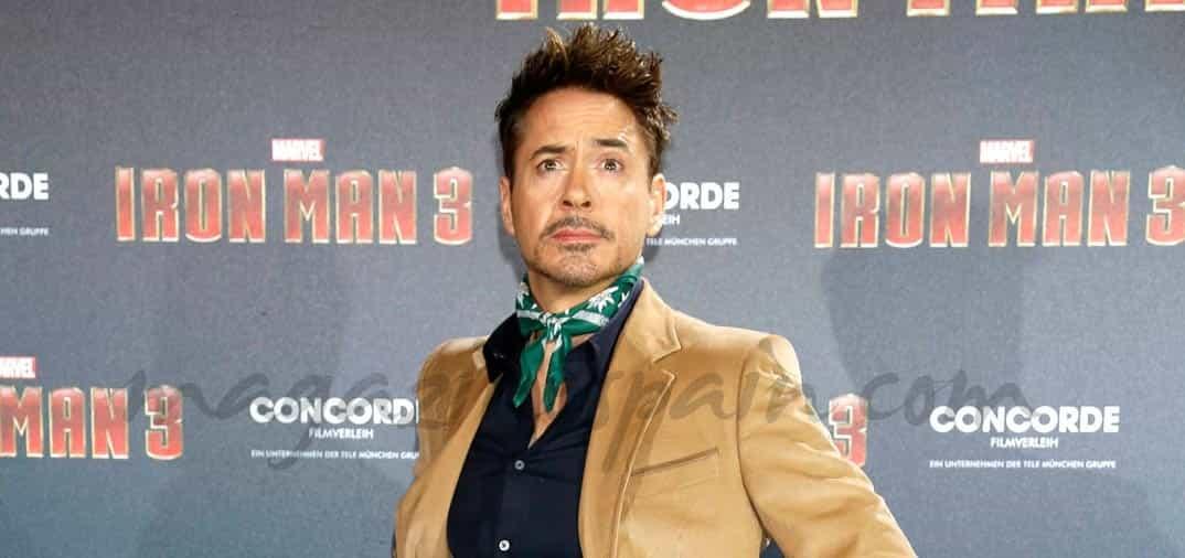 Robert Downey, el actor con más ingresos del mundo