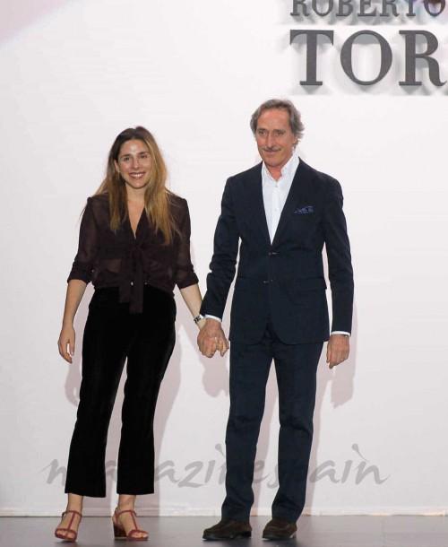 Mercedes Benz Fashion Week Madrid: Roberto Torretta