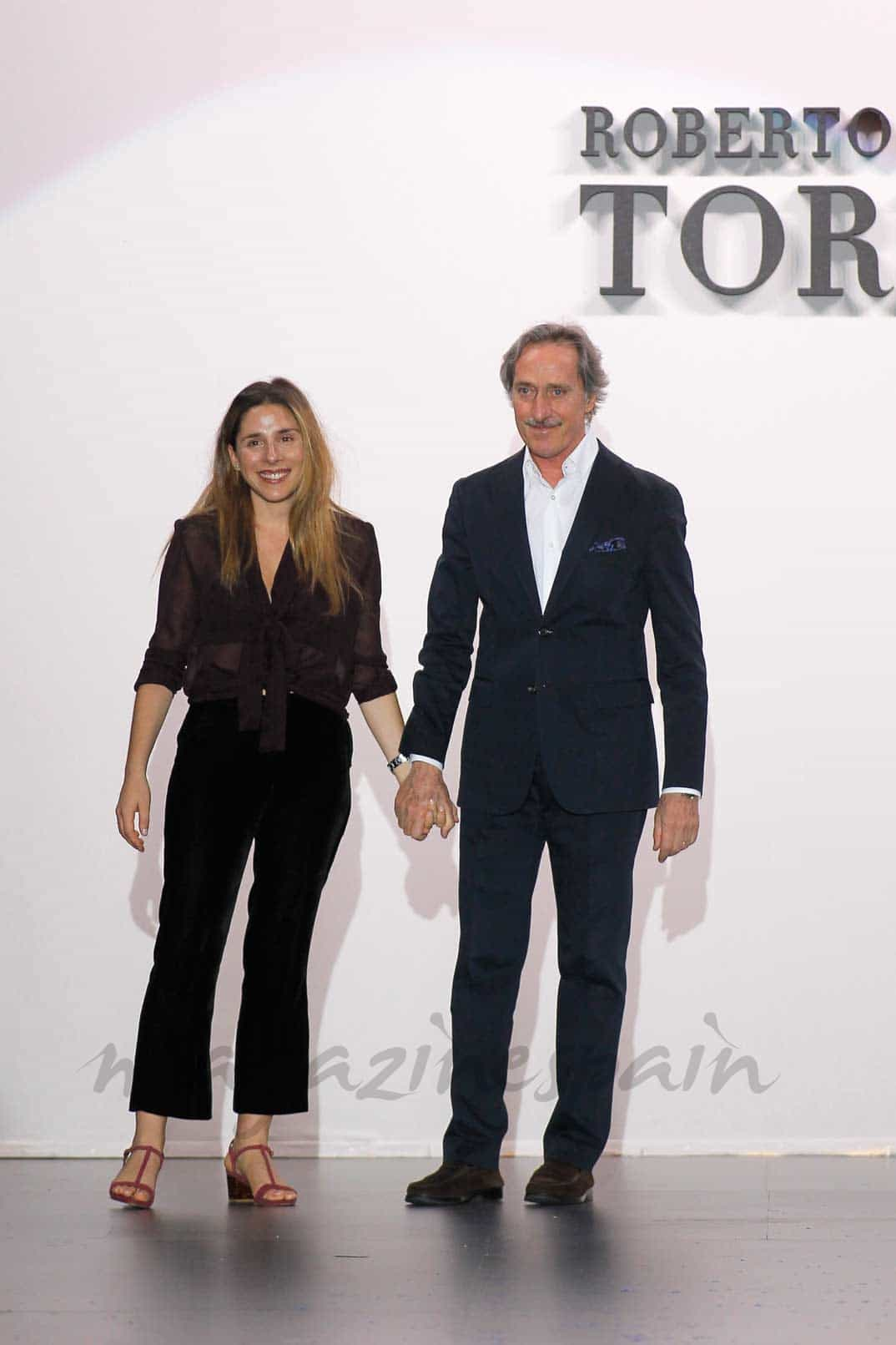 Mercedes Benz Fashion Week Madrid: Roberto Torretta