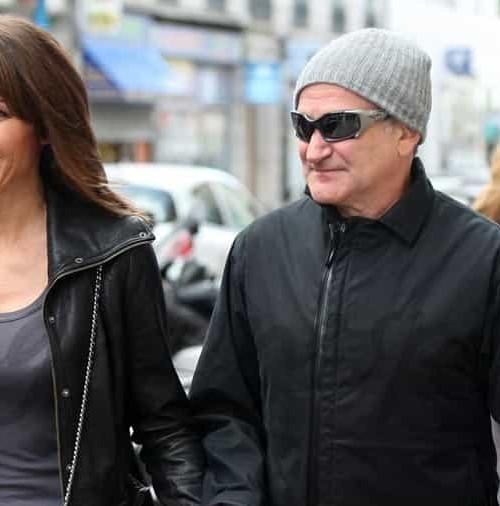 """Según su viuda: """"Robin Williams estaba paranoico, ansioso y solo le quedaban tres años de vida"""""""