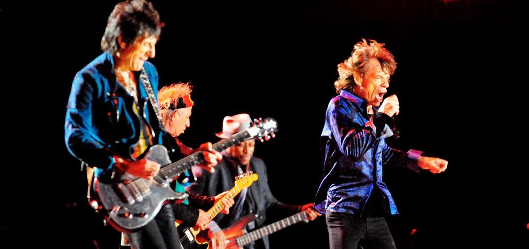 Mick Jagger recuperado, vuelve a su gira