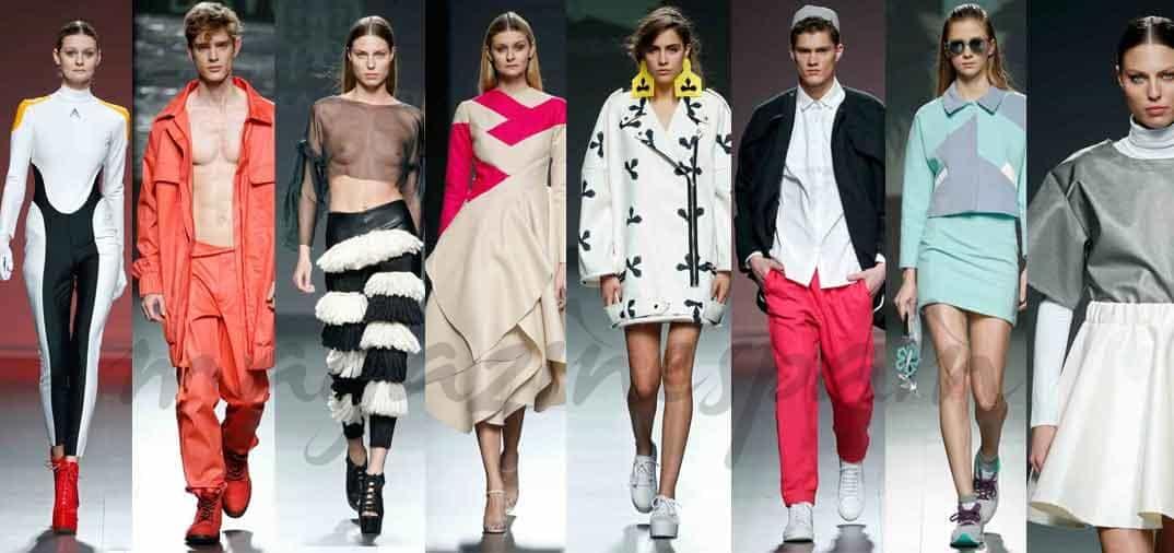 Finaliza la Fashion Week Madrid, con los noveles