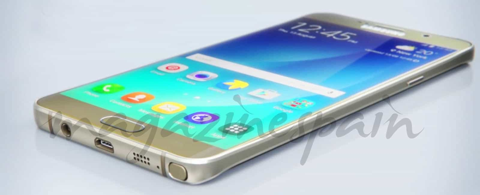 Samsung Galaxy Note 7, lo último de la marca coreana