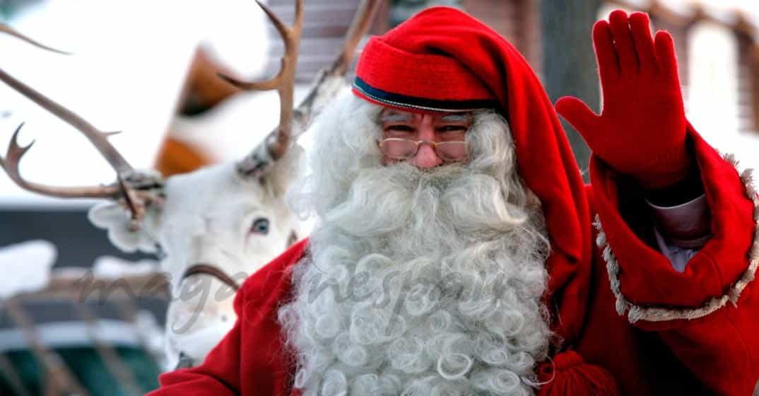 ¿Visitamos la casa de Papa Noel?