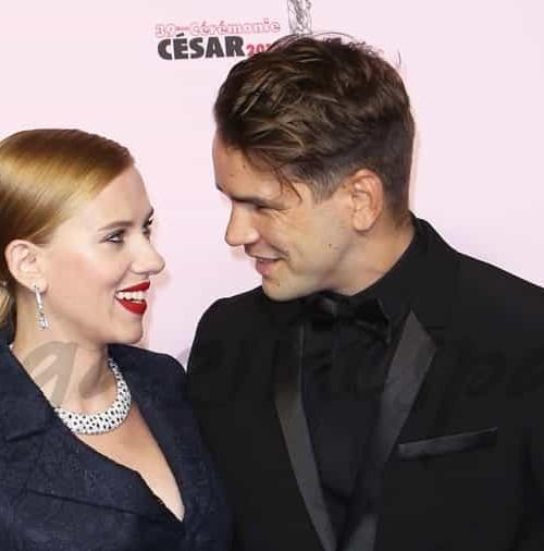 Confirmado: Scarlett  Johansson se ha casado en secreto
