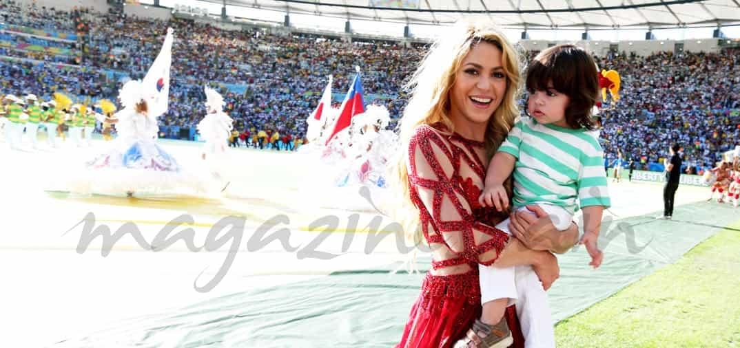 Shakira confirma en México, su embarazo